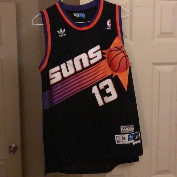 0873fba5d18 adidas Other - Adidas  13 Steve Nash Phoenix Suns 96-97 Jersey